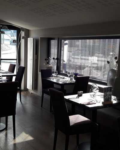 Déjeuner à langueux - Restaurant l''Estef Bistrot
